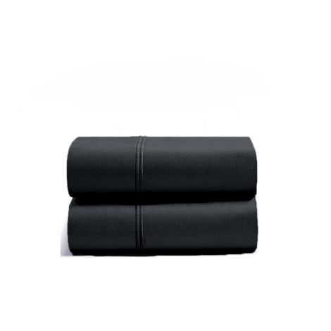 luxurious-double-embroidery-border-sateen-pillowcases-black-solid