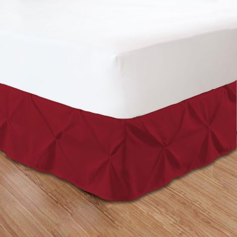 cotton-sateen-pintuck-bed-skirt