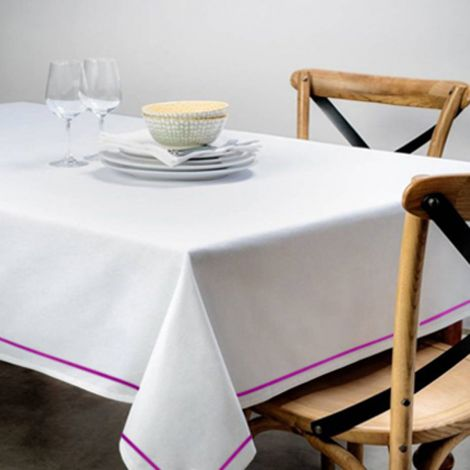 single-embroidery-border-sateen-cotton-solid-table-cloth-hot-pink-border