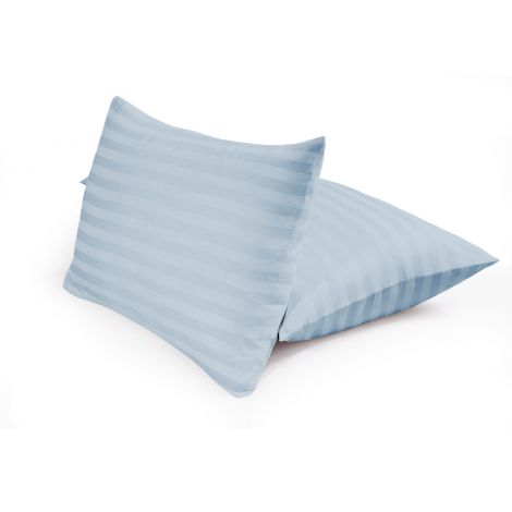 sateen-stripe-pillowcases-light-blue-stripe