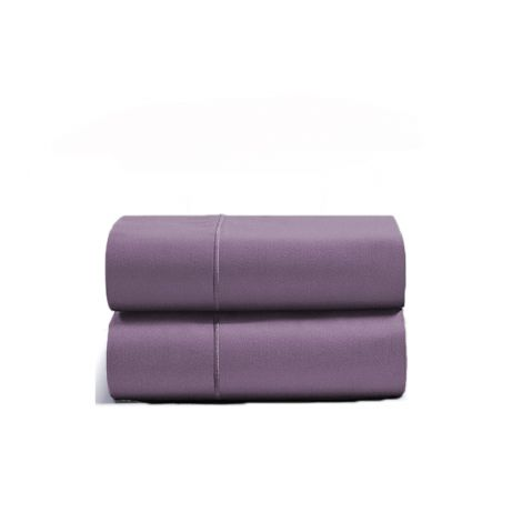 luxurious-single-embroidery-border-sateen-pillowcases-lilac-solid