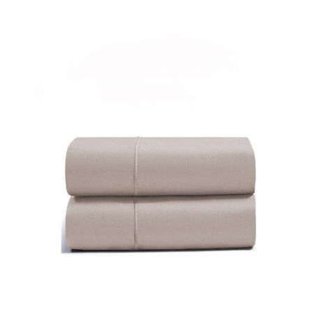 luxurious-single-embroidery-border-sateen-pillowcases-taupe-solid