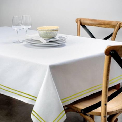 double-embroidery-border-sateen-solid-table-cloth-yellow-border