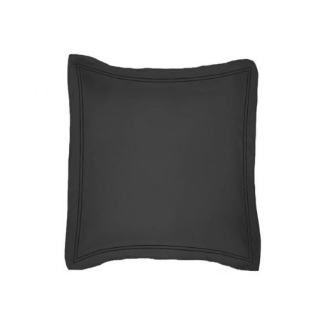 luxurious-double-embroidery-border-sateen-euro-sham-black-solid
