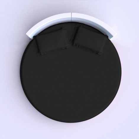 round-fitted-sheet-black-solid