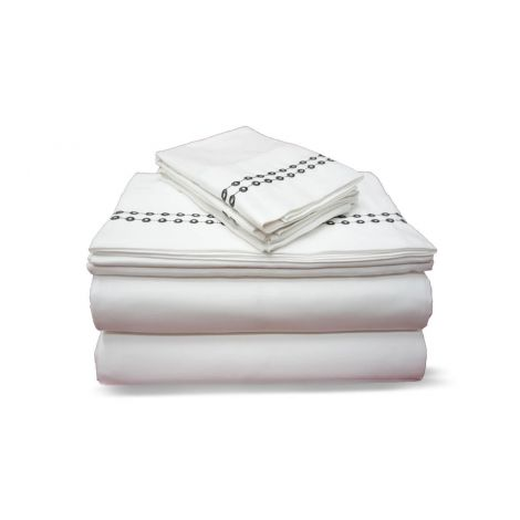 sateen-solid-dot-embroidered-sheets-light-grey