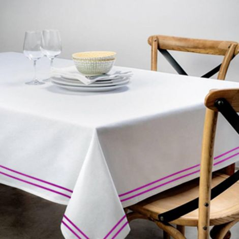 double-embroidery-border-sateen-poly-cotton-solid-table-cloth-hot-pink-border
