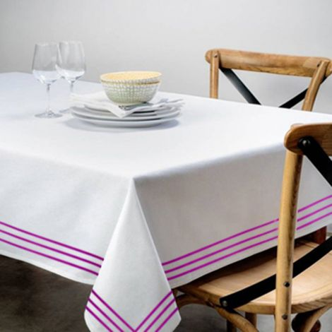 triple-embroidery-border-sateen-cotton-solid-table-cloth-hot-pink-border