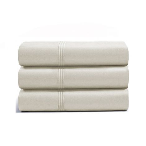 luxurious-sateen-flat-sheet-triple-border-solid