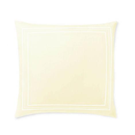 sateen-euro-sham-classic-luxurious-Ivory Solid