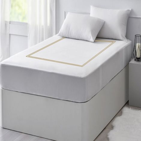 double-embroidery-border-sateen-solid-fitted-sheet-taupe-border-1