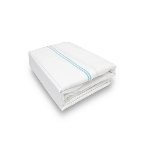 double-embroidery-border-sateen-flat-sheet-light-blue-border