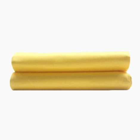 sateen-solid-fitted-sheet-yellow-solid